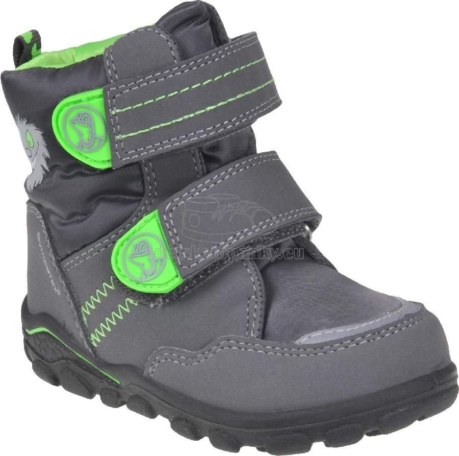 Detské zimné topánky Lurchi 33-33008-35