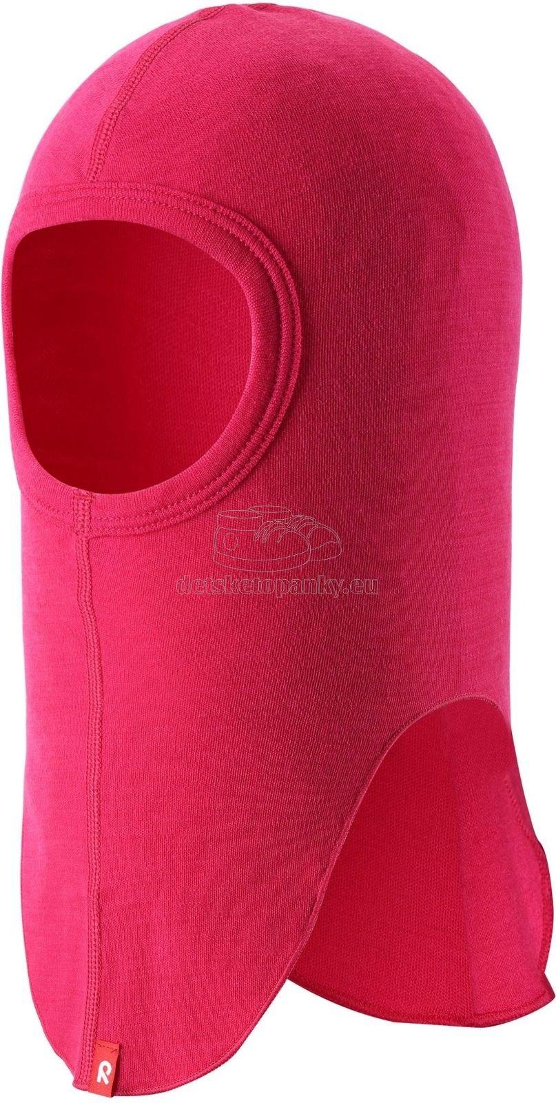 Detská zimná kukla Reima 528617-4650 raspberry pink