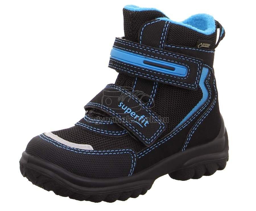 Téli gyerekcipő Superfit 8-09030-01