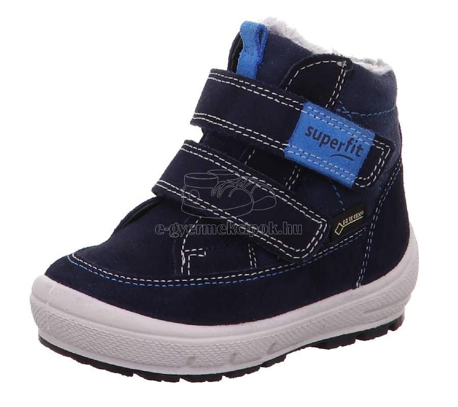 Téli gyerekcipő Superfit 5-09314-80