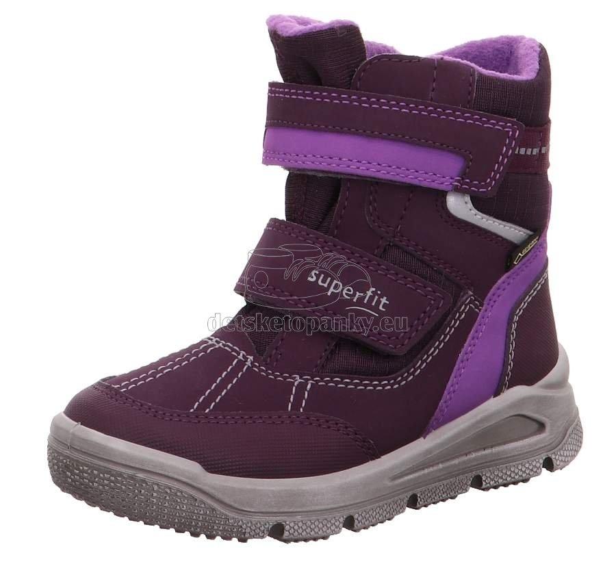 Detské zimné topánky Superfit 5-09077-90