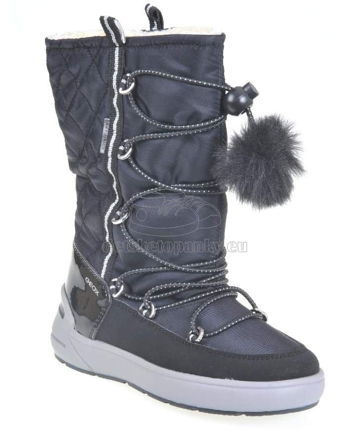 Detské zimné topánky Geox J949SB 0FU50 C9999