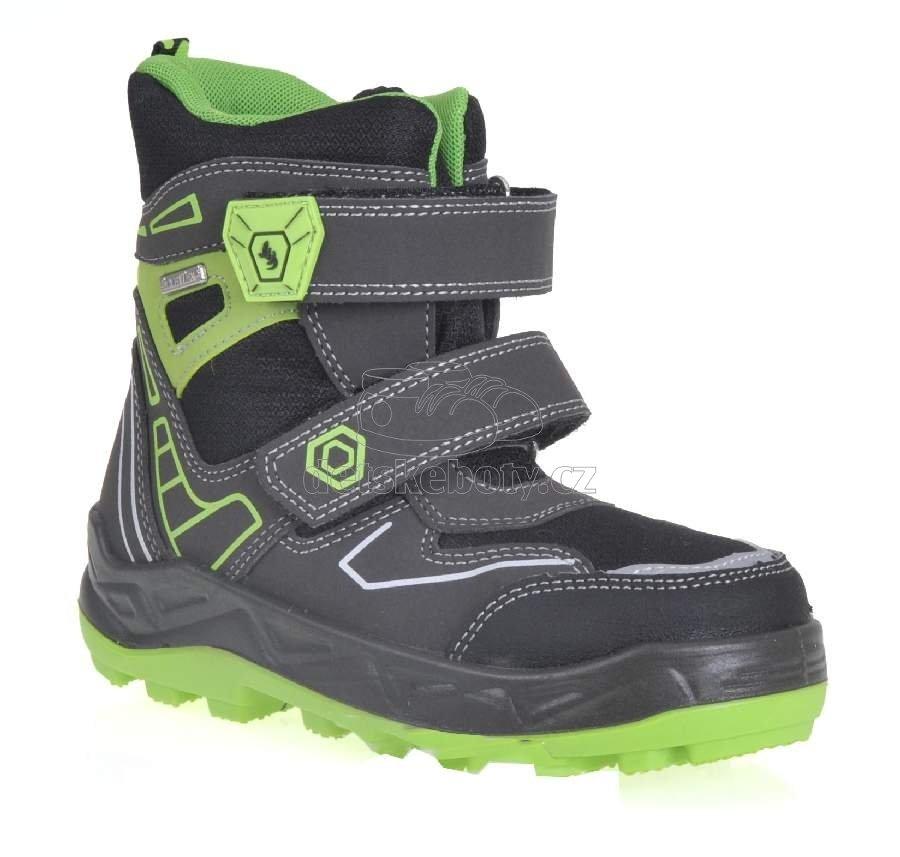 Dětské zimní boty Lurchi 33-31042-35