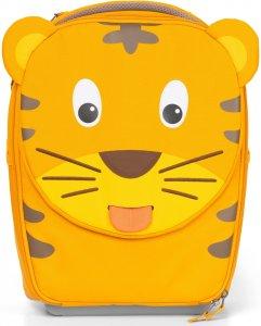 Dětský cestovní kufřík Affenzahn Trolley Timmy Tiger - yellow