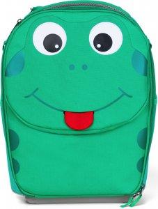 Dětský cestovní kufřík Affenzahn Trolley Finn Frog - green
