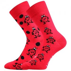 Detské ponožky VoXX Doblik lienka