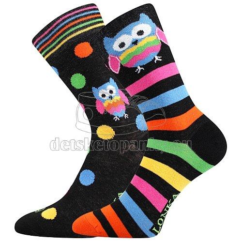 Detské ponožky VoXX Doblik sova