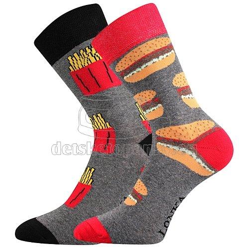 Detské ponožky VoXX Doblik hamburger