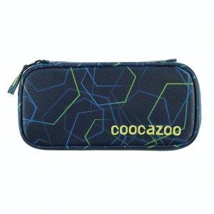Penál coocazoo PencilDenze, Laserbeam Blue