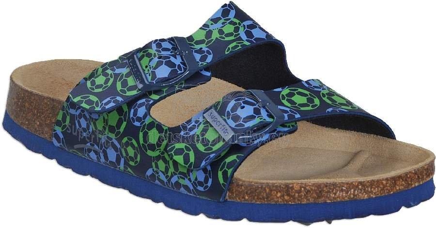 Detské topánky na doma Superfit 2-00111-83