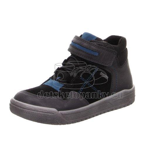 Detské celoročné topánky Superfit 5-09059-01