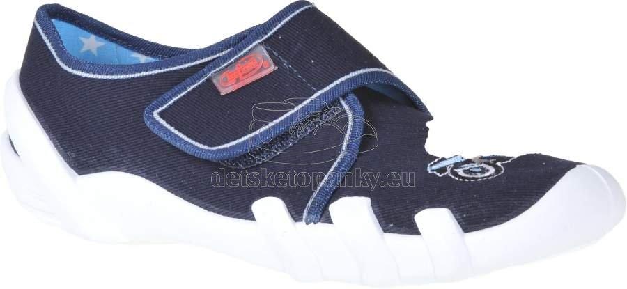 Detské topánky na doma Befado 273 Y 255