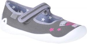 Detská domáca obuv Befado 114 Y 370