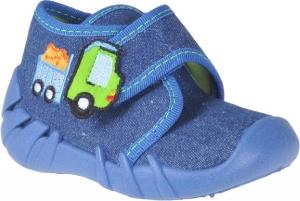 Detské topánky na doma Befado 523 P 012