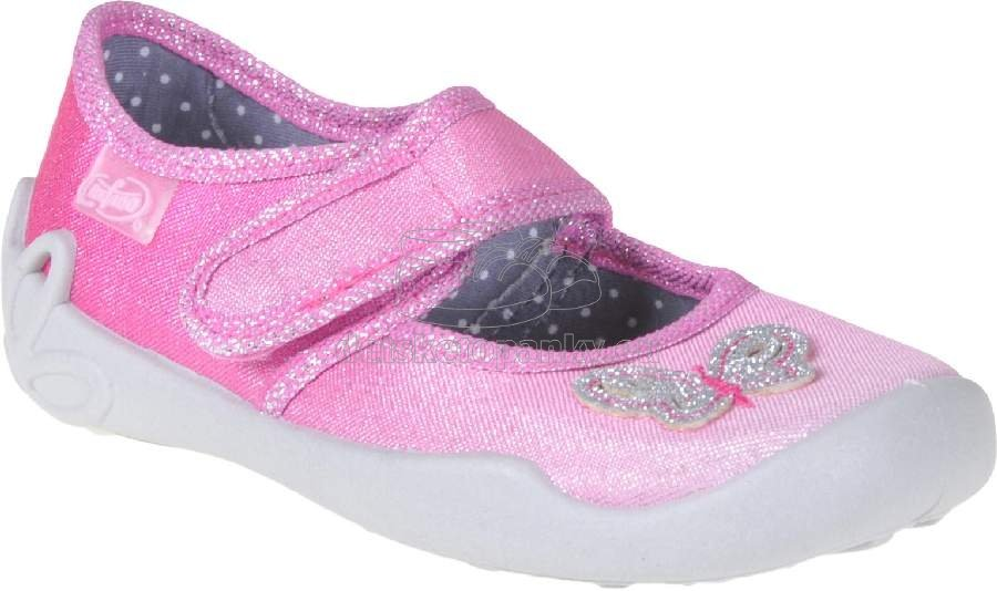 Detské topánky na doma Befado 123 X 038
