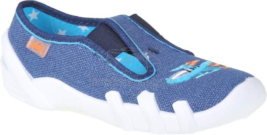 Detská domáca obuv Befado 290 X 188