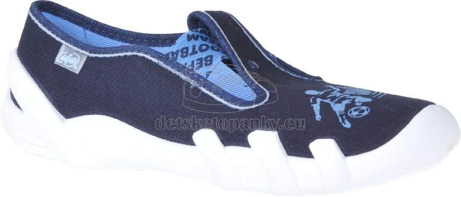 Detská domáca obuv Befado 290 Y 190