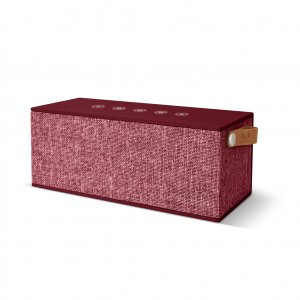 FRESH ´N REBEL Rockbox Brick XL Fabriq Edition Bluetooth reproduktor, Ruby, rubínově červený