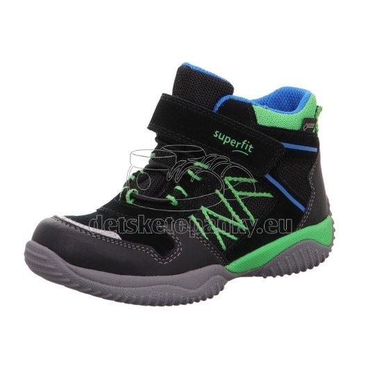 Detské celoročné topánky Superfit 5-09386-00