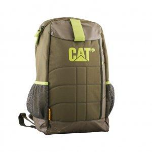 CAT batoh Millennial BENJI, zelený/limetka