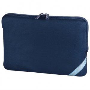 "Hama obal na notebook Velour, 26 cm (10.2""), modrá"