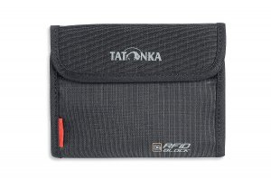 Tatonka Euro Wallet RFID B (black)