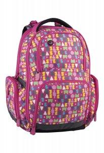 Školní batoh pro holčičky ORION 01 C PINK
