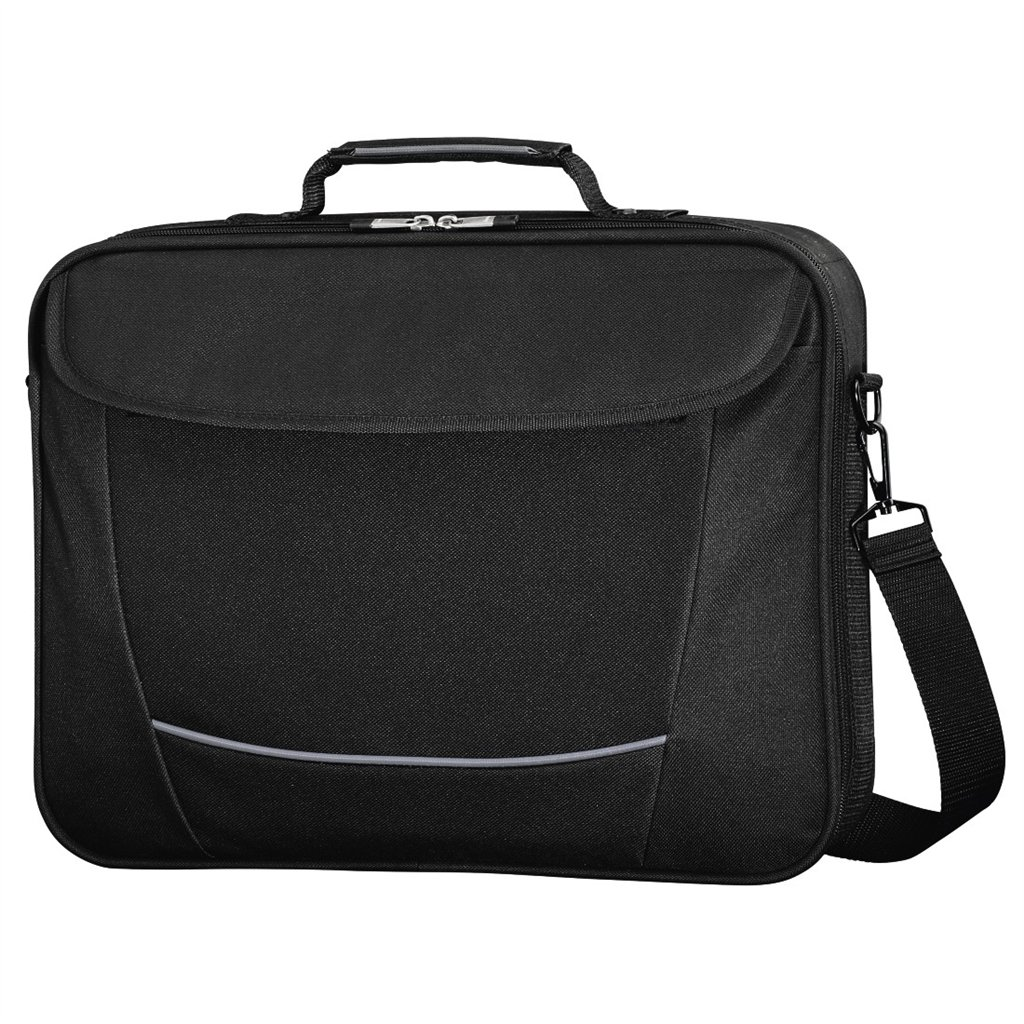 "Hama taška na notebook Seattle Life, 44 cm (17,3""), čierna"