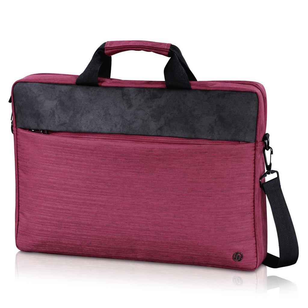 "Hama taška na notebook Tayrona, 40 cm (15,6""), červená"