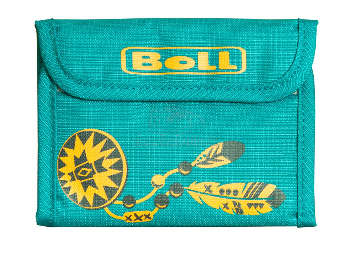 Boll Kids Wallet turquoise