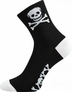 Detské ponožky VoXX Ralf X lebka