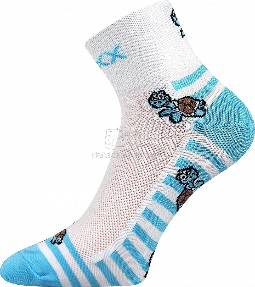 Detské ponožky VoXX Ralf X želvy