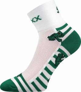 Detské ponožky VoXX Ralf X žabky