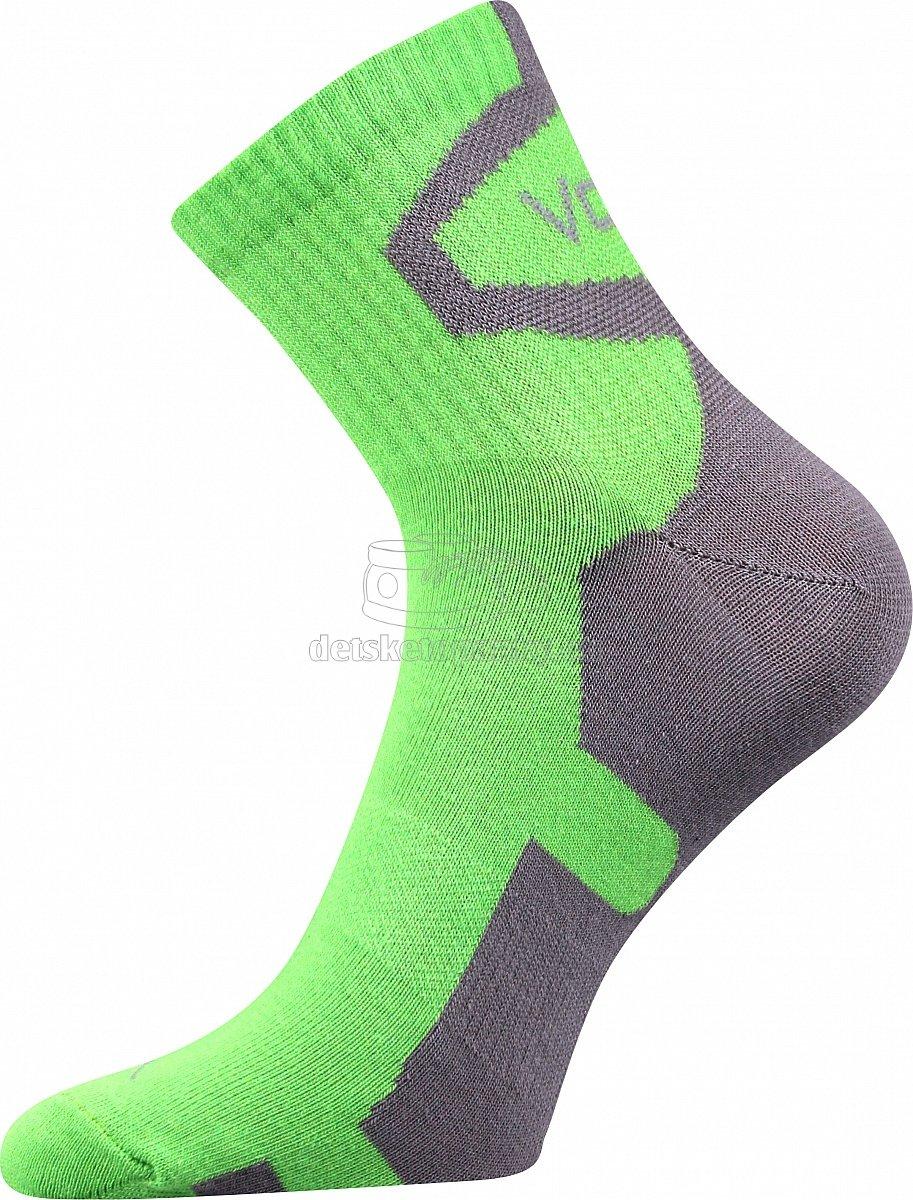 Detské ponožky VoXX Oskar zelená