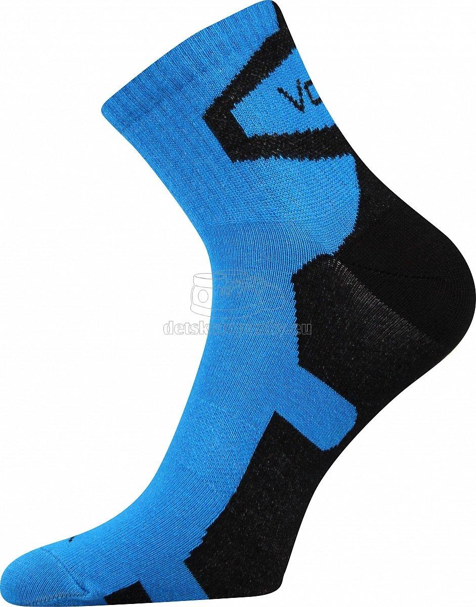 Detské ponožky VoXX Oskar tmavo modrá