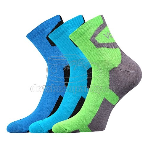 Detské ponožky VoXX Oskar trojbalenie