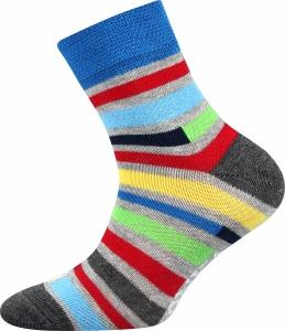 Detské ponožky VoXX Woodik svetlo modrá