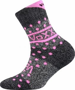 Detské ponožky VoXX Hawkik svetlo ružová