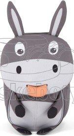 Batůžek pro nejmenší Affenzahn Dean Donkey small - grey