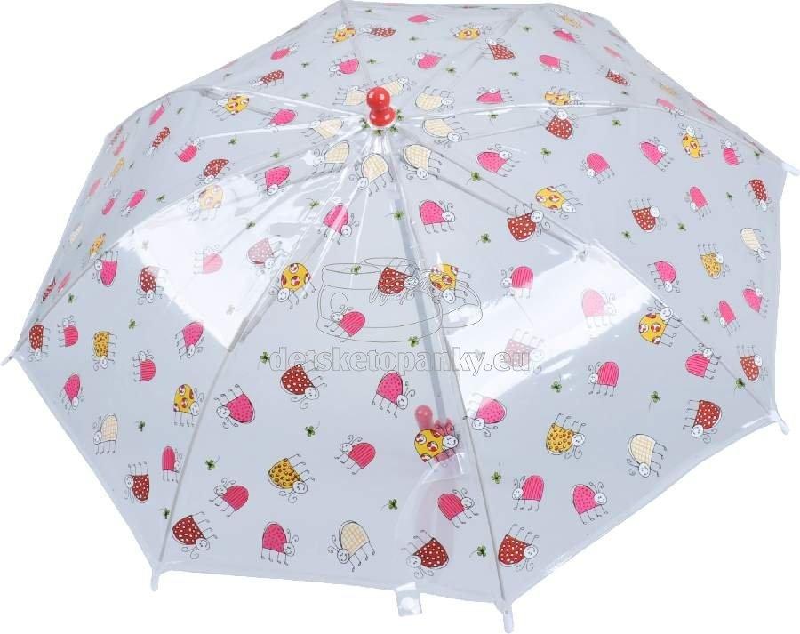 Dáždnik Doppler 72654 červený