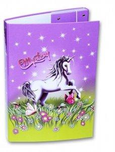 Školní box A4 Mystery D-3021-2.090