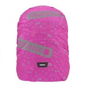 coocazoo WeeperKeeper pláštenka pre ruksak, ružová