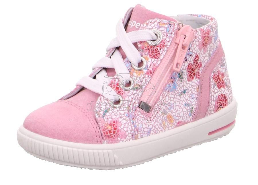 Dětské celoroční boty Superfit 6-09354-55
