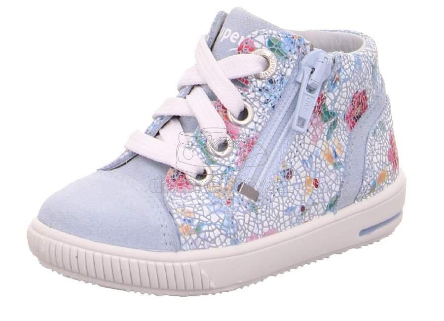 Dětské celoroční boty Superfit 6-09354-85