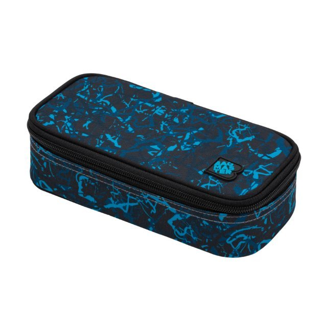 BAGMASTER CASE BAG 20 B BLUE/BLACK
