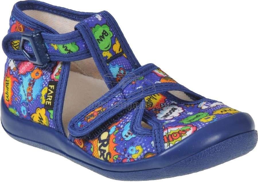 Detské topánky na doma Fare 4119403