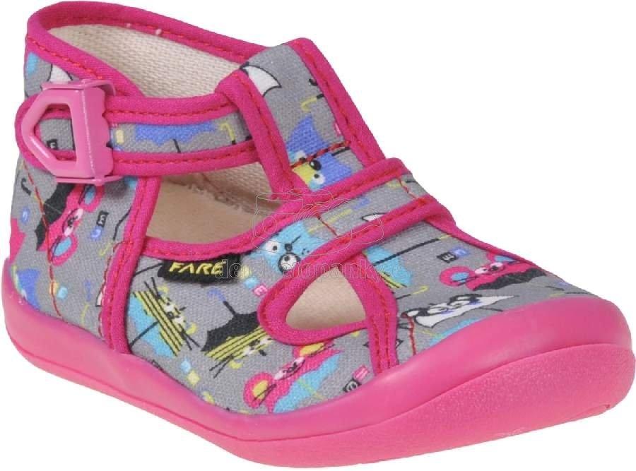 Detské topánky na doma Fare 4114446
