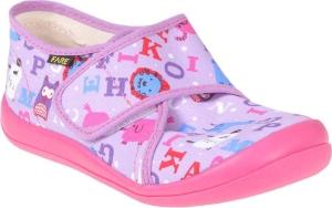Detské topánky na doma Fare 4115446