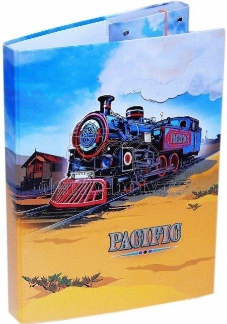 Školní box A4 Pacific D-3021-2.099