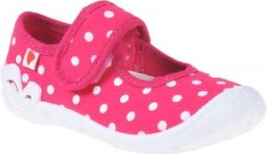 Detské topánky na doma Anatomic Flexible raspberry